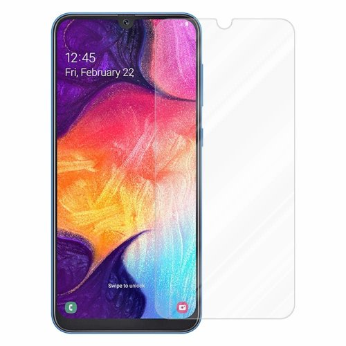 For Galaxy A50 Tempered Glass Pack of 2 Screen Protector