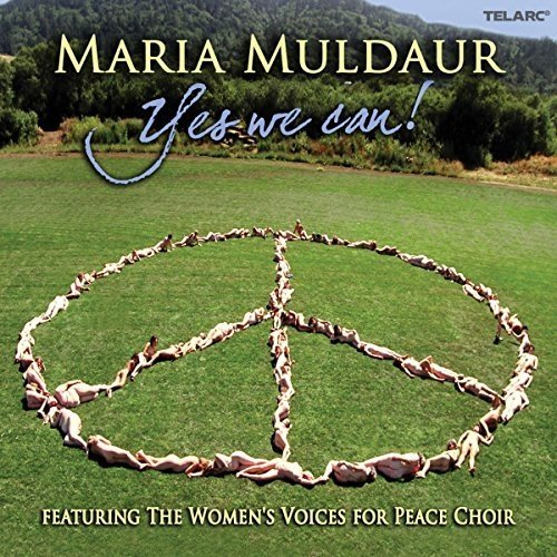 Maria Muldaur - Yes We Can! [CD]