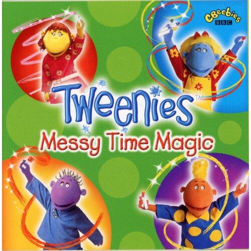 Tweenies - Messy Time Magic [PC CD-ROM] - Used