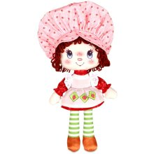 Basic Fun Strawberry Shortcake 35th Anniversary Soft Retro Doll