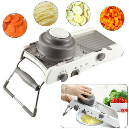 18 in 1 Kitchen Vegetable Fruit Cutter Slicer Adjustable