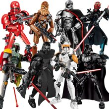 Star wars figures Blocks Compatible with Lego