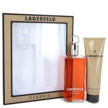 Karl Lagerfeld Lagerfeld Classic Homme Eau de Toilette Spray 150ml All Over Shower Gel 150ml