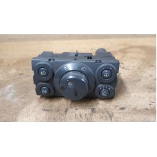 VAUXHALL ASTRA H - HEAD LIGHT SWITCH AND CONTROLLER - 13100128 - Used