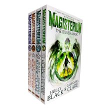 Magisterium Series Collection 4 Book Set Cassandra Clare & Holly Black