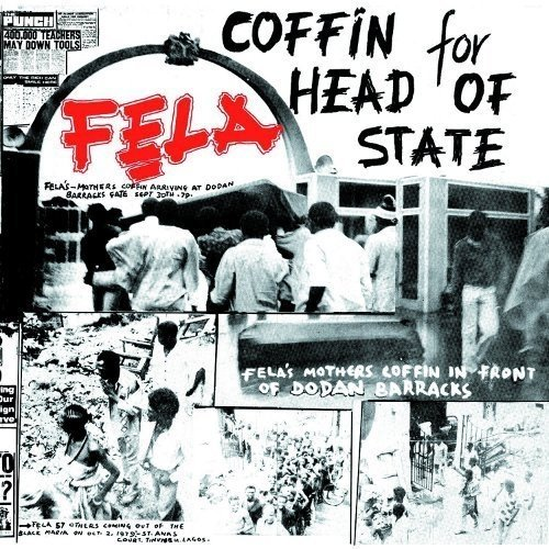 Fela Kuti - Coffin for Head of State/unknown Soldier [CD]