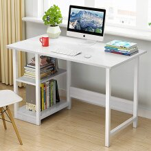 Computer Desk Home Office PC Desk Writing Table Workstation Wood
