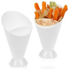 Snack And Dip | Chip holder
