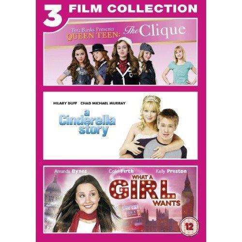 A Cinderella Story / The Clique / What A Girl Wants DVD [2012]