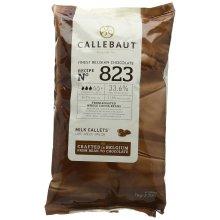 Callebaut Select Milk 823 Chocolate Callets 1 kg