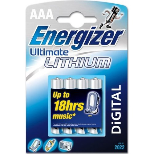 Energizer Ultimate Lithium - battery - AAA - Li