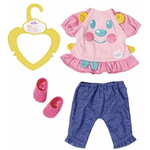 My Little Baby Born Nice Outfit 825419 (One Supplied)