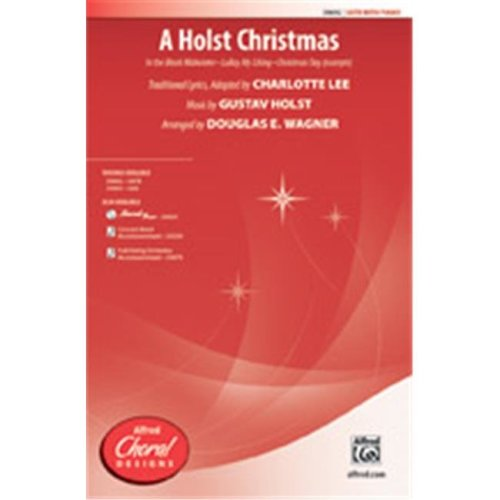 Alfred 00-39694 A HOLST CHRISTMAS-STRX CD