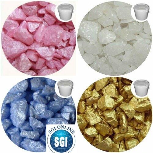 Premium Silk Decorative Chippings Various Colours
