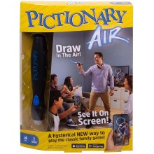 Pictionary Air Drawing Game
