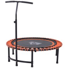 "HOMCOM 45"" Round Mini Exercise Trampoline"