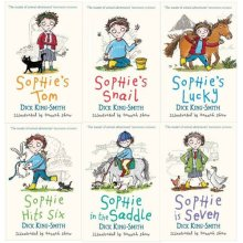 Dick King-Smith Sophie Stories 6 Books Collection Pack Set