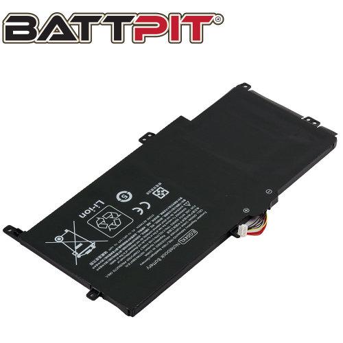 BattPit Battery for HP EG04 EG04XL 681881-121 681881-171 681881-1B1 681881-271 681951-001 HSTNN-DB3T HSTNN-IB3T TPN-C103 Envy 6-1000 [4000mAh/60Wh]