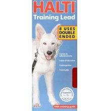 Company of Animals COA-HTL4 6.5 ft. Halti Training Lead, Red - Large