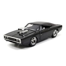 Jada Diecast Fast and Furious - Dom's Dodge Charger R/T (Street) - 1:24 Collection
