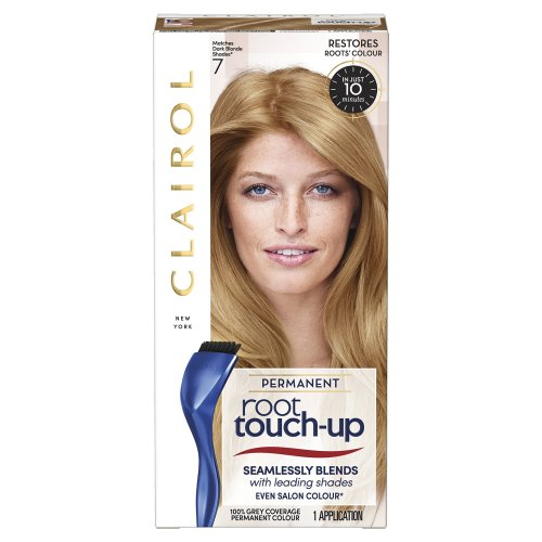 Clairol Root Touch Up Permanent Hair Dye 7 Dark Blonde