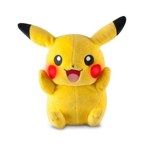 "Licensed.US New Pokemon Go PIKACHU 10/"" Plush Suffed Animal New Soft"