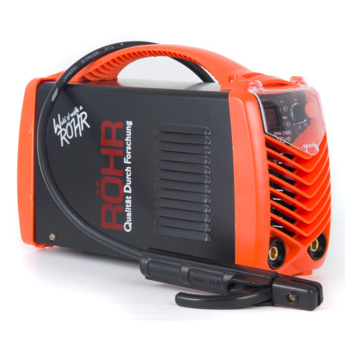Rohr MMA-250FI | ARC Welder Inverter Portable MMA IGBT 240V 250 amp DC Welding Machine