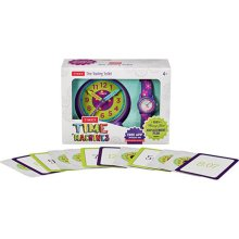Timex TWG0148002G Girls Time Machines Floral Time Teaching Toolkit