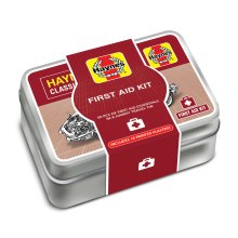 Haynes 50 Piece First Aid Kit- Classic Cars Series