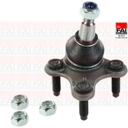 Front Right FAI Replacement Ball Joint SS6023 for Volkswagen Passat 2.0 Litre Petrol (09/08-03/11)