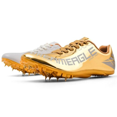 Women,s Men,s Track And Field Shoes- Track Spike Running Sprint Shoes