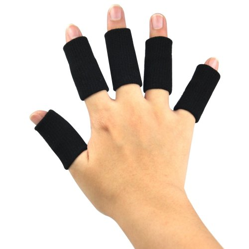 10pc Trixes Finger Protector Sleeves | Finger Support Set
