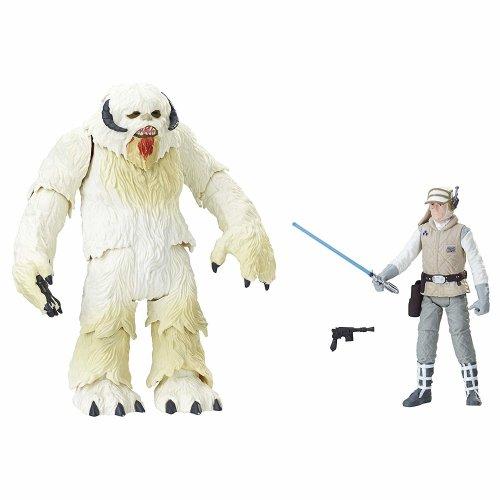 Star Wars?Force Link 2.0?Wampa and Luke Skywalker (Hoth) 3.75 Inch Action Figure