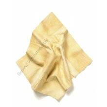 BIL Stitched Natural Authentic Chamois Leather Cloth 1 Sq Ft Shammy