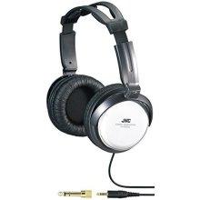 JVC HARX500 Full Size Headphones Silver