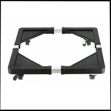 Heavy Duty Wheeled Stable Square Dishwasher Appliance Rollers Trolley