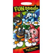 Mr Fothergills - Pictorial Packet - Fun With Seeds - Bees and Butterflies Mixed  - Seeds