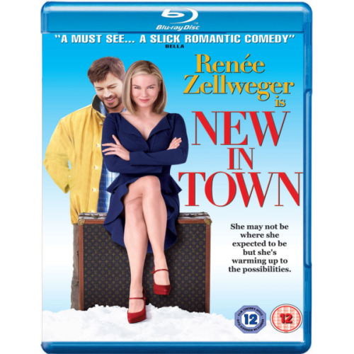 New In Town Blu-Ray [2009]