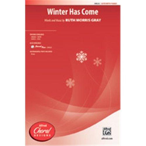 Alfred 00-38022 WINTER HAS COME-STRX CD