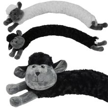 The Magic Toy Shop Novelty Sheep Micro-fleece Soft and Cuddly Draught/Draft Excluder