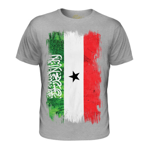 Candymix - Somaliland Grunge Flag - Men's T-Shirt Top