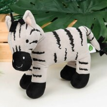 Jungle Baby Plush Zebra Soft Toy