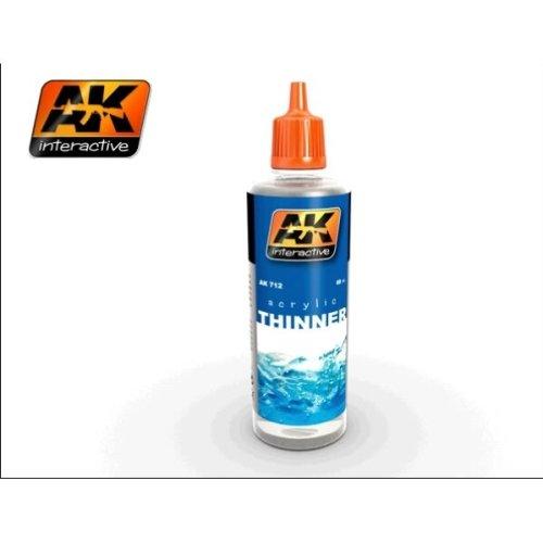 AK00712 - AK Interactive 17ml - Acrylic Thinner