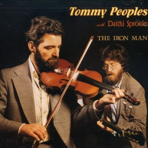Tommy Peoples W/ Sproule - the Iron Man [CD]