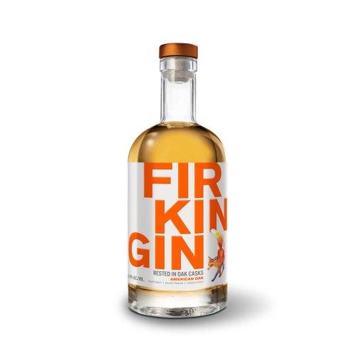 Firkin American Oak Gin, 70cl