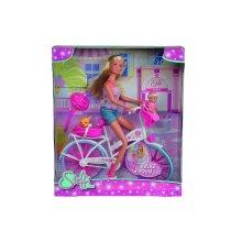Simba 29Cm Steffi Love Bike Tour Doll
