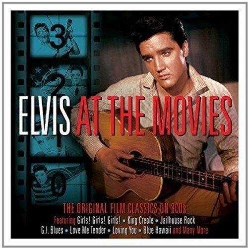 Elvis Presley - at the Movies [3cd Box Set]