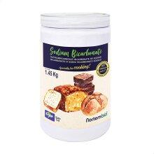 Nortembio Organic Bicarbonate of Soda 1.45 Kg. Baking Soda