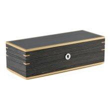 5 Slot watch storage box in Ginko wood