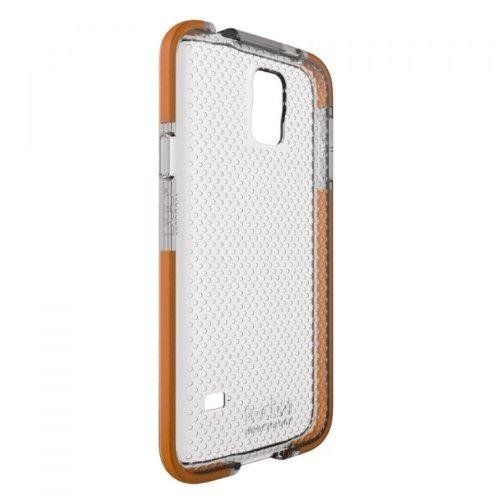 Tech21 Impact Mesh Clear Case for Samsung Galaxy S5 SM-G900F Transparent